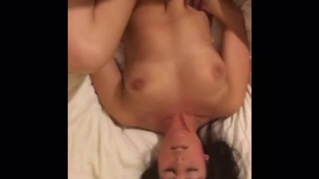 Sexy Couple Fuck Massive Creampie in Tight Pussy