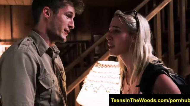 Teens in the Woods Cadence Lux Innocence Robbed