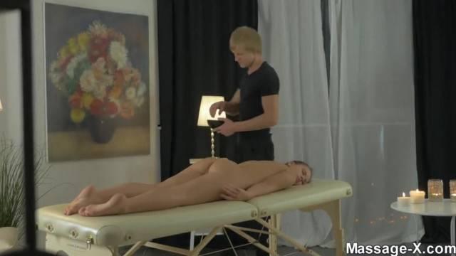 Massage X Emma Brown Evening of Sensual Pleasures