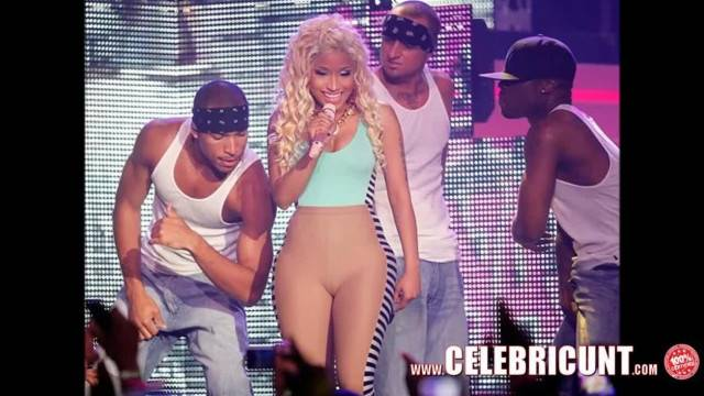 Sexy Celebrity Compilation with Nicki Minaj