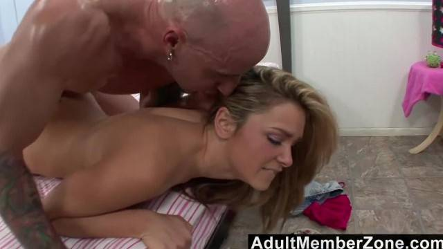 AdultMemberZone Evelyn Hughes Seduced and Fucked