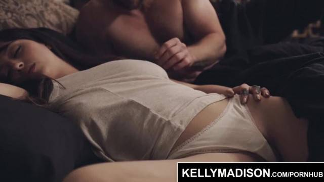 RYAN MADISON Wakes up Marilyn Mansion with Dick