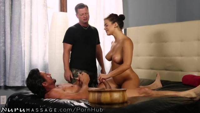 NuruMassage Keisha Grey thanks Step Dad and Uncle