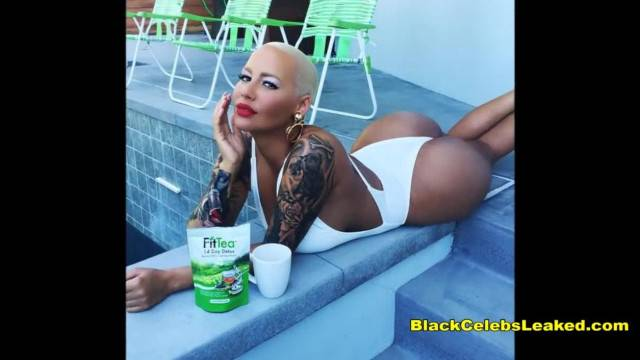Amber Rose Nude and Sexy Moments Compilation