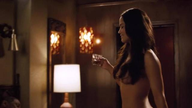 Hot Nude Scene with Gorgeous Paula Patton