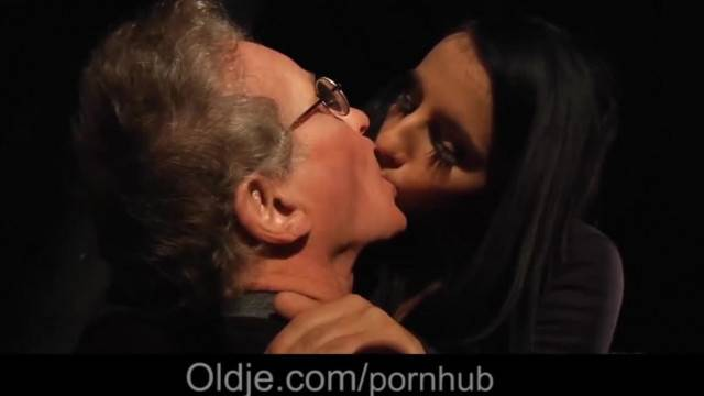 70 Years old Step Dad on Blind Date Fucking a Hot Teen Girl