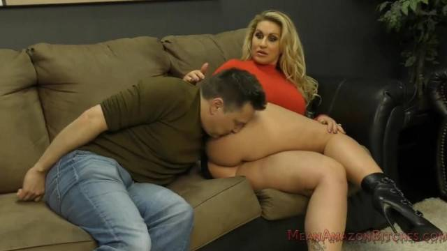 Ryan Conner uses Mind Reprogramming to make the Perfect Husband AssWorship