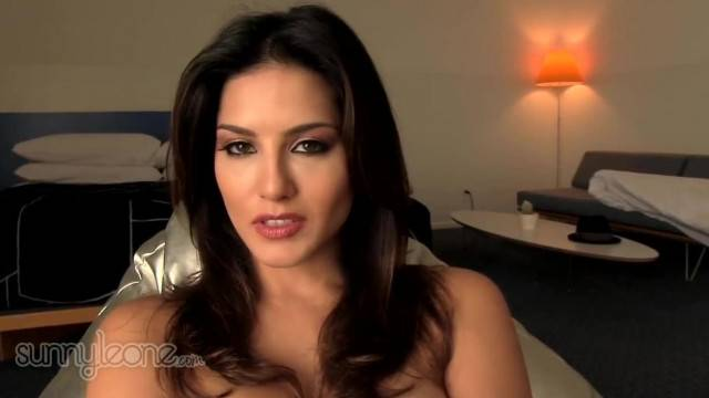 Sensual Mouth Play JOI with Gorgeous Babe Sunny Leone
