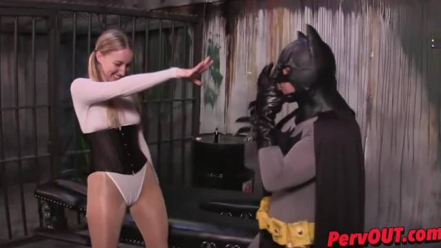 Riley Reyes and Lance Hart make Silly Porn COSPLAY FEMDOM PEGGING CREAMPIES