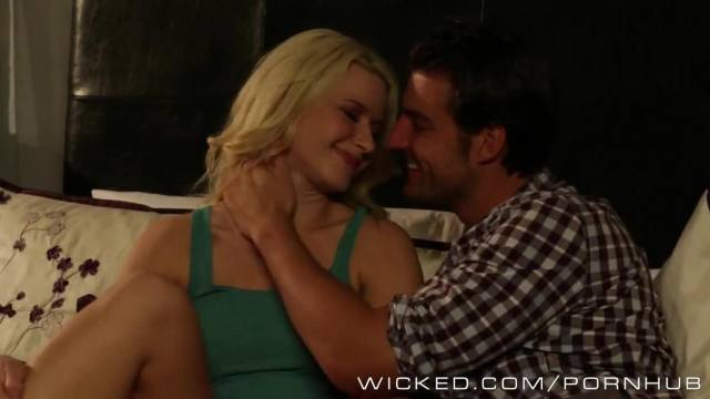 Wicked Anikka Albrite and her Bf Fuck and make up