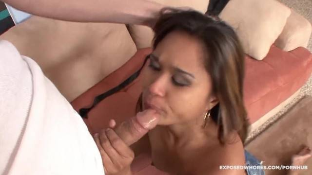 Asian Hottie Nipsy Doll Fucked by her Angered Step Brother