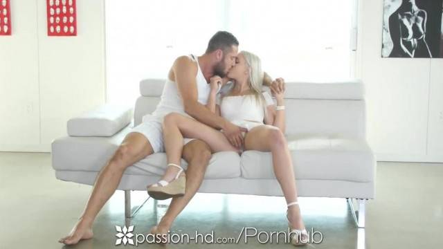 PassionHD Gia Storm Ice Cold Pussy Warmed and Fucked by Danny Mountain