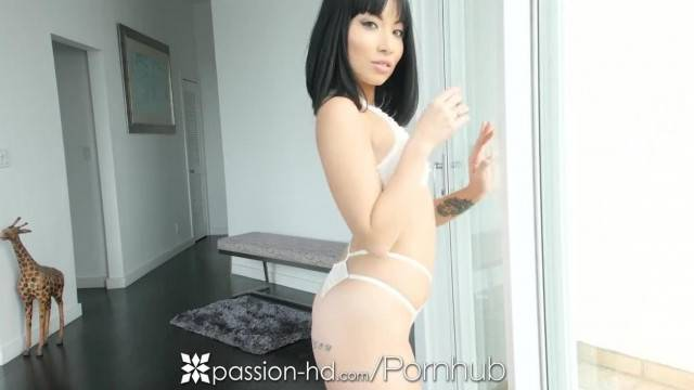 PASSION HD Pierced Tit FREAKY Mix Asian Fucks Big Dick
