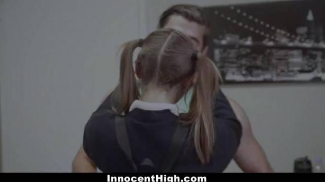 TeamSkeet Fucking School Girl on Hidden Cam