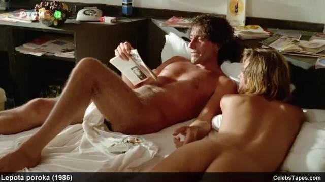 European Celebrities Nude Scenes collection