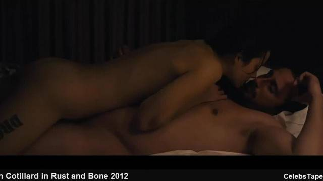 Marion Cotillard Frontal Nude and Wild Sex Action Scenes Compilation