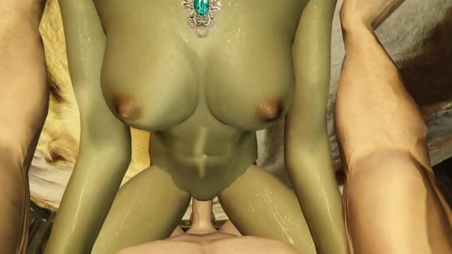 Skyrim Immersive Porn