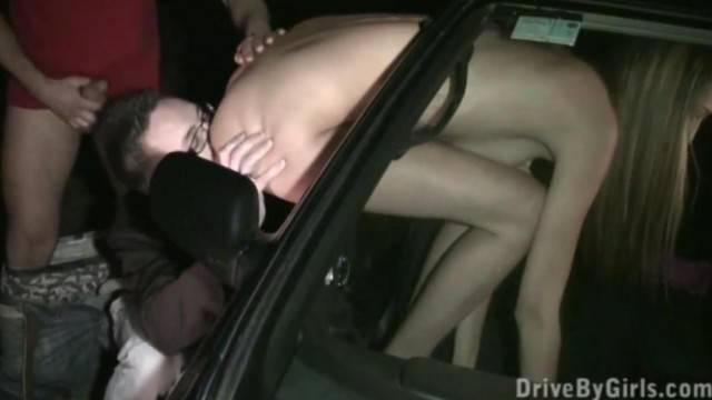 Sexy Pornstar Kitty Jane PUBLIC Sex Orgy