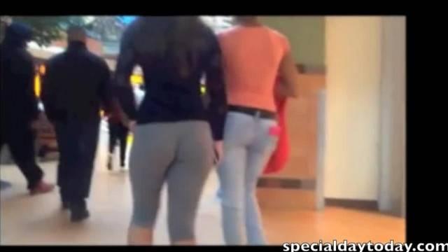 Stalker follows teen in Hot Leggings