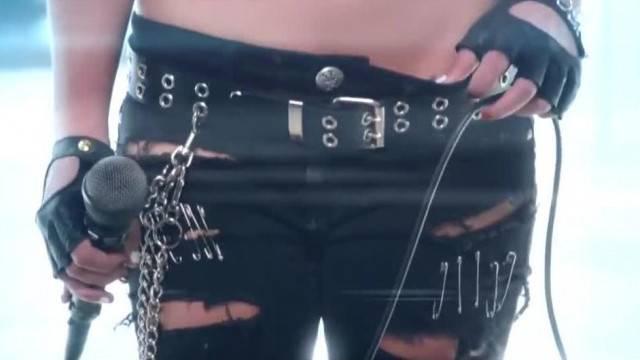 Britney Spears I Wanna go Teagan Presley by Kevin Burrin