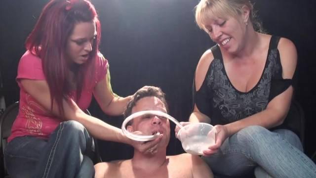 Spitting Fetish Godly Spitting Girls Extravaganza