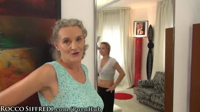 Rocco Siffredi gets Nasty with Teen and Granny
