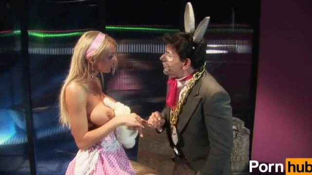 Dirty Antonia Deona plays Alice in Cockland