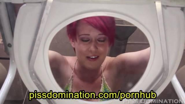 Sasha Knox POV Piss