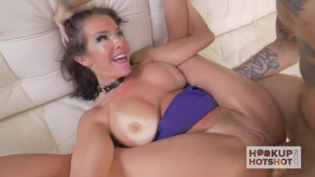 Brutal Anal Sex with some Girl s Mom