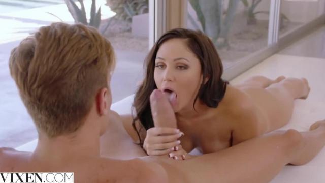 VIXEN Ariana Marie Cheats with A Huge Cock