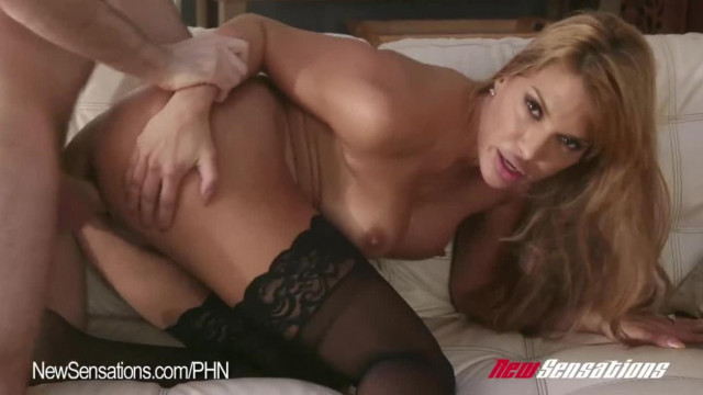 NewSensations Big Tits Big Ass MILF Mercedes Carrera wants Hubby to Watch