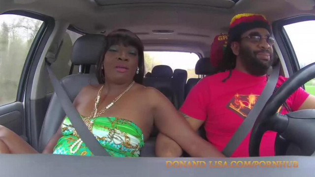 Lisa Rivera and Don Whoe get Super Nasty in our TRUCK