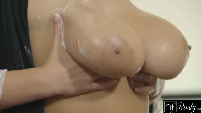 NF Busty Angela White Bent over and Fucked with Passion S4 E2