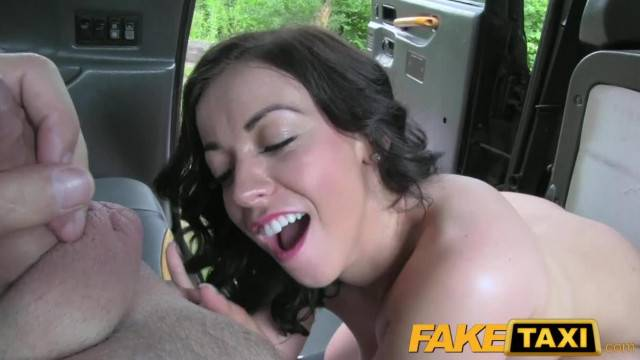 FakeTaxi Driver gets Lucky at Dogging Site