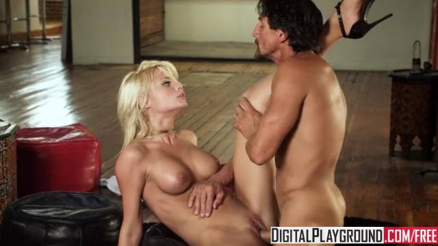 Gorgeous babe Riley Steele Hate Dating but Loves Fucking