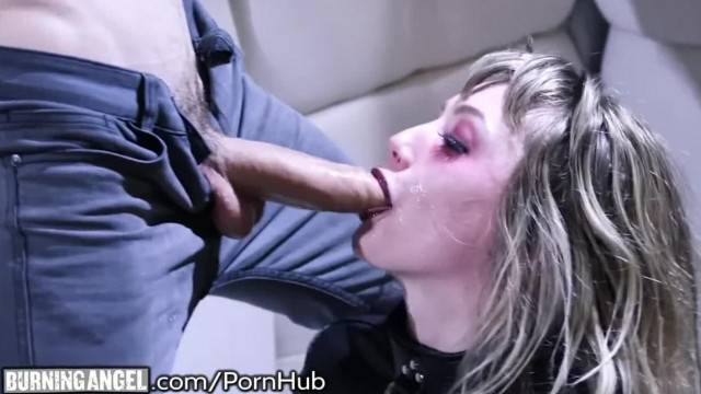 Emo Teen Nympho Rough Fucked in Padded Cell