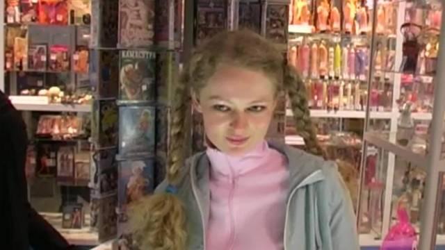Lucky guy fucks 3 Girls Lena Olga Tanya