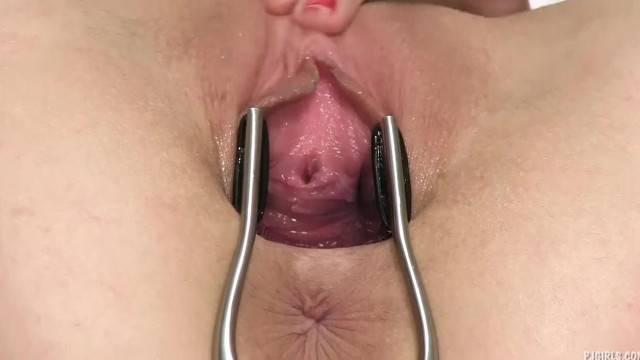 PJGIRLS Dancing Vagina Orgasmic Contractions make Pussy Walls Pulsate