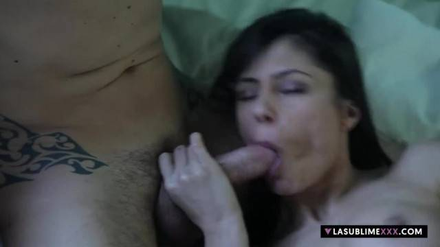 Gorgeous Sofia Cucci has Anal Morning Sex with her Boyfriend