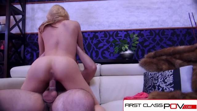 FirstClassPOV Sarah Vandella is Punished by a Big Dick Big Booty