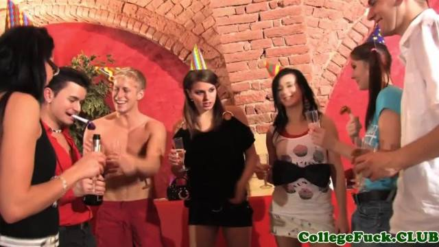 College Euro Fucked and Pussylicked