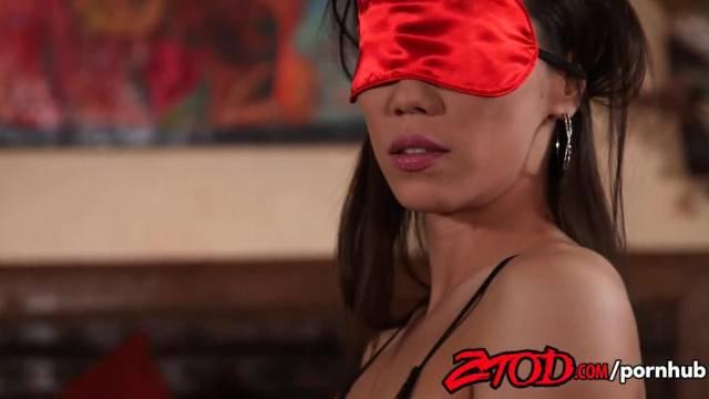 ZTOD Sexy Kalina Ryu Tied up
