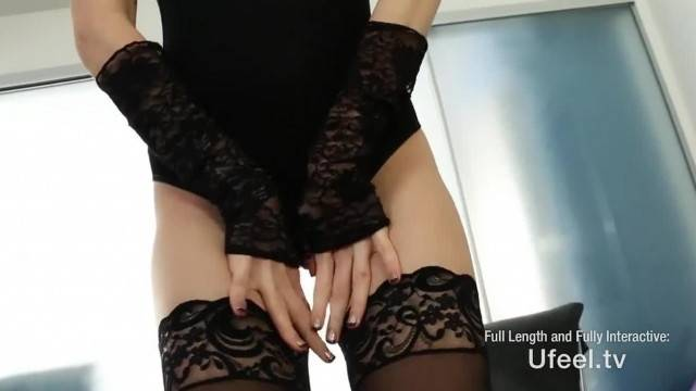 Interactive Blonde Loves getting Fucked