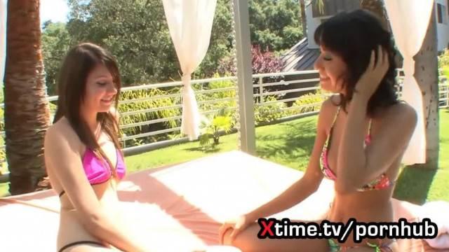 Lesbian Amazing European Girls in Love round 6 HD