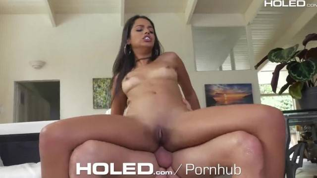 Petite cutie Vienna Black anally fucked by fat cock