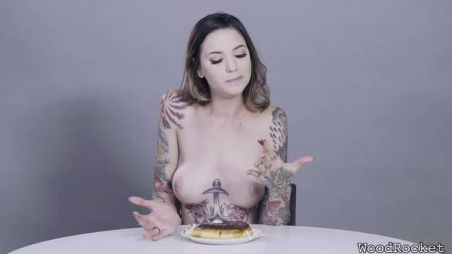 Porn Stars Eating Rocky Emerson Eats A Giant Donut