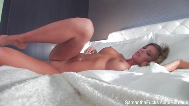 Samantha Saint gets Fucked Hard in a Hotel Room