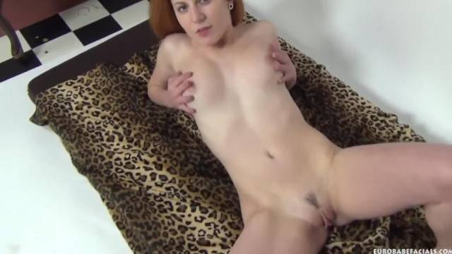 Hot Young Darling gets a Huge Cock