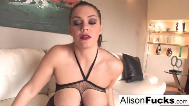Alison Tyler makes you Jerk your Meat for her