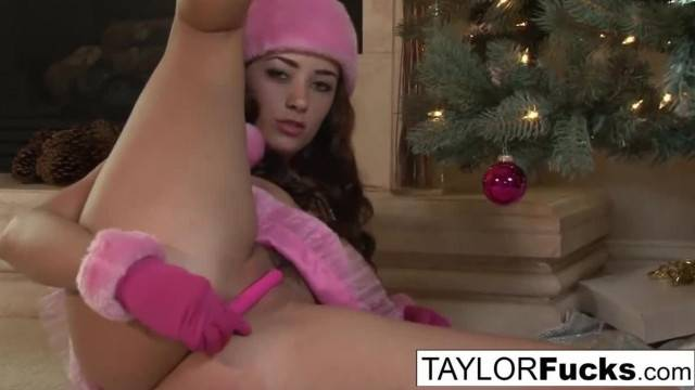 Erotics Christmas Solo with Busty Taylor